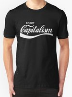 Enjoy Capitalism NEW TEE SHIRT SIZE S - 3XL high quality fas...