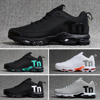 Nike Air Max Mercurial Plus Tn 2018 الجملة tn ميركوريال بلس TN الترا SE الاحذية للرجال والنساء chaussures تينيسي أحذية رياضية الرياضة أحذية