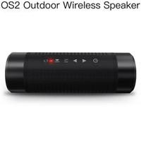 JAKCOM OS2 Haut-parleur extérieur sans fil Vente chaude en haut-parleurs d'étagère comme de nouvelles idées de produits 2019 pièces de téléphone cellulaire bocina