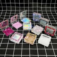 Побрякушки Ресницы Box Алмазный Блеск ресниц Упаковка Коробка Ложные Ресницы Дело Поддельные Eye Lashes Пластиковые коробки GGA3458-2