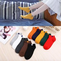 10 Pairs set Cotton Women Short Socks Casual Summer Female A...