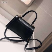 freeship ysiykiy 2020 B New Top quality Women's handbag cow rather Crescent shape shopping handbag handbag B tote