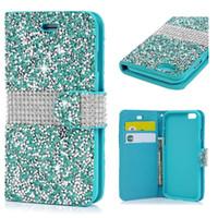 Accessoires Bling Diamond PU Portefeuille En Cuir Téléphone Cas Pour MOTO Z3 Play G6 JOUER G5S G5 G5 S PLUS E5 PLUS E5 Cruise