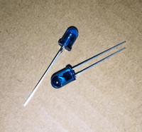 100pcs 5mm 850nm 적외선 IR 발사 방출 LED 나이트 비전 발광 다이오드 LED 전구 램프 조명