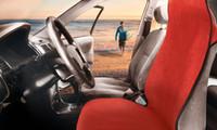 GM 자동차 시트는 수영 땀을 흘리고 다른 땀 흡수성 수건에 적합한 다기능 해변 매트를 다룹니다.