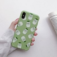 Cell Phone Cases Simple Mobile phone shell Banana milk suitc...