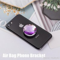 For iPhone Air Bag Phone Bracket Expanding Stander Glitter D...