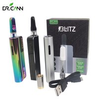 Dr. Cann Blitz Kit 390mah Vape Mods With 1. 0ml Ceramic Coil A...