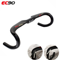 2018 EC90 Full Carbon Fiber Bicycle Handlebar Road Bicycle H...