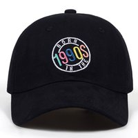 born in the 7990s embroidery cap men and women fashion dad h...