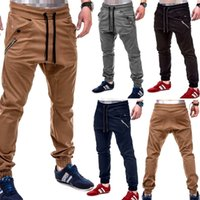 Mens Joggers 2018 Brand Male Trousers Men Pants Casual Solid...