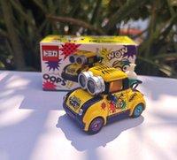 2020 Sıcak satış Çocuklar Oyuncak Minion Araba Modelleri Despicable Me Oyuncak Doğum Hediye