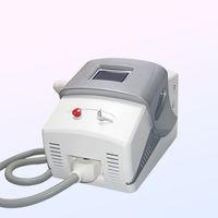 Vendita calda portatile 2000mj labbra linee tatuaggio rimozione nd yag laser 1064nm 532nm pelle clinica macchina buccia di carbonio