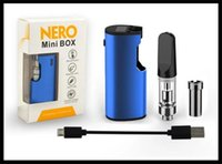 glass oil vaporizer preheating mod starter kit 650mah variab...