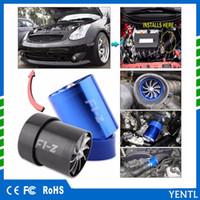 Turbocompresores de automóviles Modificación Diámetro de admisión Diámetro Turbina Gas Ahorro de combustible Ventilador Turbo Supercharger Fit Manguera de aire
