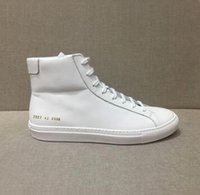 Designer ankle boots Common Projects Genuine Leather Chelse ...