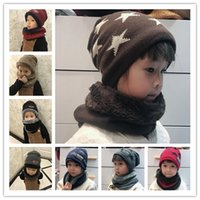 Winter Knitted Hat 1 Hat and 1 Scarf 11 Designs With Mask Ho...