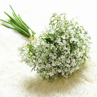 1bunch Gypsophila baby' s breath Artificial Flowers for ...