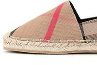 Дизайнер-обувь проверяет сетки раздели холст скольжения на Сникерс скейт балетки мокасины