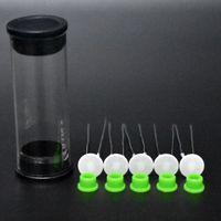 Оригинальные керамические нагревательные Катушки для фокусировки продукта V Carta V2 Atomizer Ремонта Rebuild Замена Wax Испаритель Coilless технология
