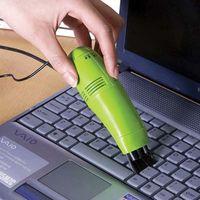USB مكنسة كهربائية البسيطة مصممة للفرشاة تنظيف الغبار تنظيف كيت الحاسوب الهاتف لوحة المفاتيح وصول استخدام الأعلى جودة جديد