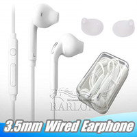 3. 5mm In- ear Earphone wired Headphone Earbuds Headset With M...