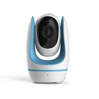 Foscam Fosbaby 720 P Kablosuz P2P Ev Güvenlik IP Kamera Monitör Desteği Oynama Kreş Rhyme