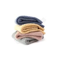 7 Stiller Kış Yün Katı Renk Isıtıcı Eşarp Kalınlaşma Erkekler ve Kadınlar Çiftler Moda Eşarplar ZZA1324 10pcs örme