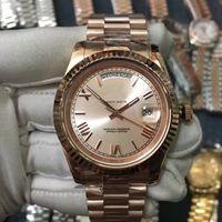 Роскошные мужские часы развертки секундная стрелка механический автоподзавод авто дата мужчины мужские спортивные часы дизайнер часы