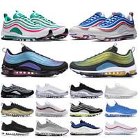 Tripel Beyaz Siyah Oyun Kraliyet Trainer Neon Steelers Hardal 1997 OG Womens stilist Ayakkabı Sneakers Erkek Ayakkabı 36-45 Koşu