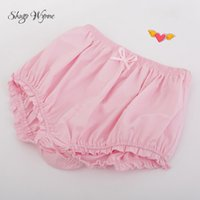 Shugo Wynne Lolita Kawaii Shorts potiron Femmes bowknot bonbons couleur taille élastique Bloomers Casual Shorts Coton creux