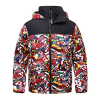 Wholesale 2018 Mens Designer Jackets 3 Types Fashion Printed...