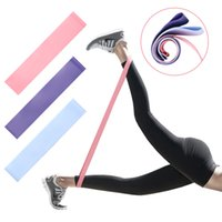 TPR Fitness Gum Set Yoga Fitness Resistance Bands Strength E...