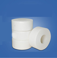 One Carton 12 Huge Rolls 4 Layers Natural Wood Pulp Toilet P...