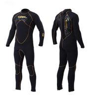 Trituras térmicas para hombres Mangas de traje completo de 5 mm Neopreno Neopreno Buceo de adultos Natación Snorkeling Surfing Scuba GBS Traje de buceo Traje de baño caliente
