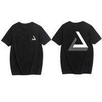 Mensentwerfer T-Shirts Trendmarke Baumwoll-T-Shirt der Straßenart Hip-Hop-stück für Männer und Frauen 37001