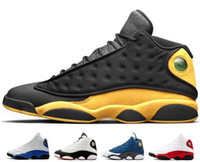 15877bd6d2f 13 13s Mens Basketball Shoes Melo Class of 2003 Phantom Chicago GS Hyper  Royal Black Cat Bred Brown Olive Wheat DMP sports sneakers