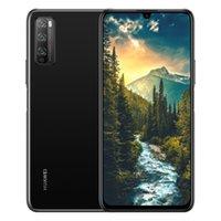 """Оригинальный Huawei наслаждайтесь 20 Про 5г мобильного телефона 6ГБ оперативной памяти 128 Гб ROM МТК 800 восьмиядерный 6,5"""" полный экран 48.0 МП АИ отпечатков пальцев ID смарт-мобильный телефон"""