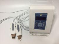 Limpiador facial ultrasónico profesional de la piel Eliminación del depurador de rejuvenecimiento Cuidado del anión de limpieza facial Acné Facial del balneario belleza del dispositivo