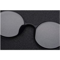 Großhandels-Runde Lesebrille Rahmen Männer Vintage-Brillen Prescription Frauen Myopie optische Rahmen Screwless Brillen New