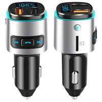 BC41 Universal Car MP3-Player Bluetooth-Freisprechanzeige USB-Ladegerät FM-Sender Funkadapter Elektronikzubehör