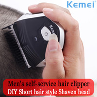 Kemei Professional Electric Hair Trimmer Hair Clipper Haircu...