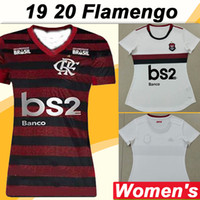 2019 2020 Flamengo DIEGO E. RIBEIRO Women Soccer Jerseys New...