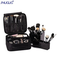 wholesale Brand Women Multilayer Professional Makeup Bag Tra...