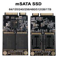 MSATA SSD 64 GB 120 GB 240GB 512GB MSATA SSD 1TB HDD dla komputera 3x5cm Wewnętrzny dysk twardy Dysk twardy do HP Laptop