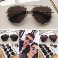 fe028979073 gucci gg0062 Designer de óculos de sol para homens óculos de sol para as  mulheres homens