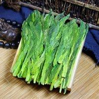 té verde chino Orgánica Tai Ping Hou Kui Rey Mono té crudo atención de la salud del té verde nueva primavera de Alimentos fábrica directa las ventas