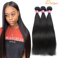 8A Mink Brazilian Straight hair 3 or 4 Bundles Unprocessed P...