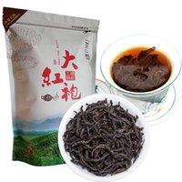 New'in 250g Çin Organik Siyah Çay Big Red Robe Dahongpao Ulun çayı Sağlık Çay Yeşil Gıda Tercih Pişmiş