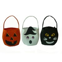 Halloween Party Supplies Holder Gift Pouches Cookie Bag Kids...